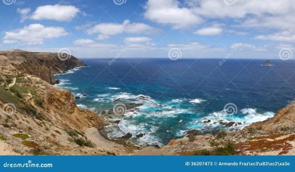 Porto Santo North Coast Stock Photos - Image: 36207473
