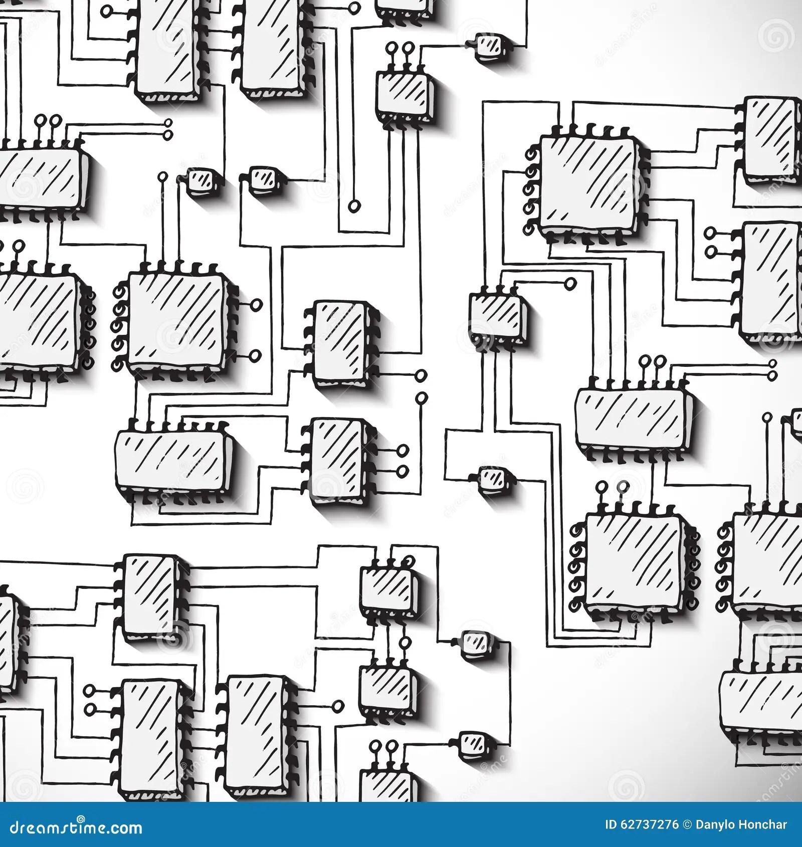 circuit diagram vector wiring diagram database. Black Bedroom Furniture Sets. Home Design Ideas