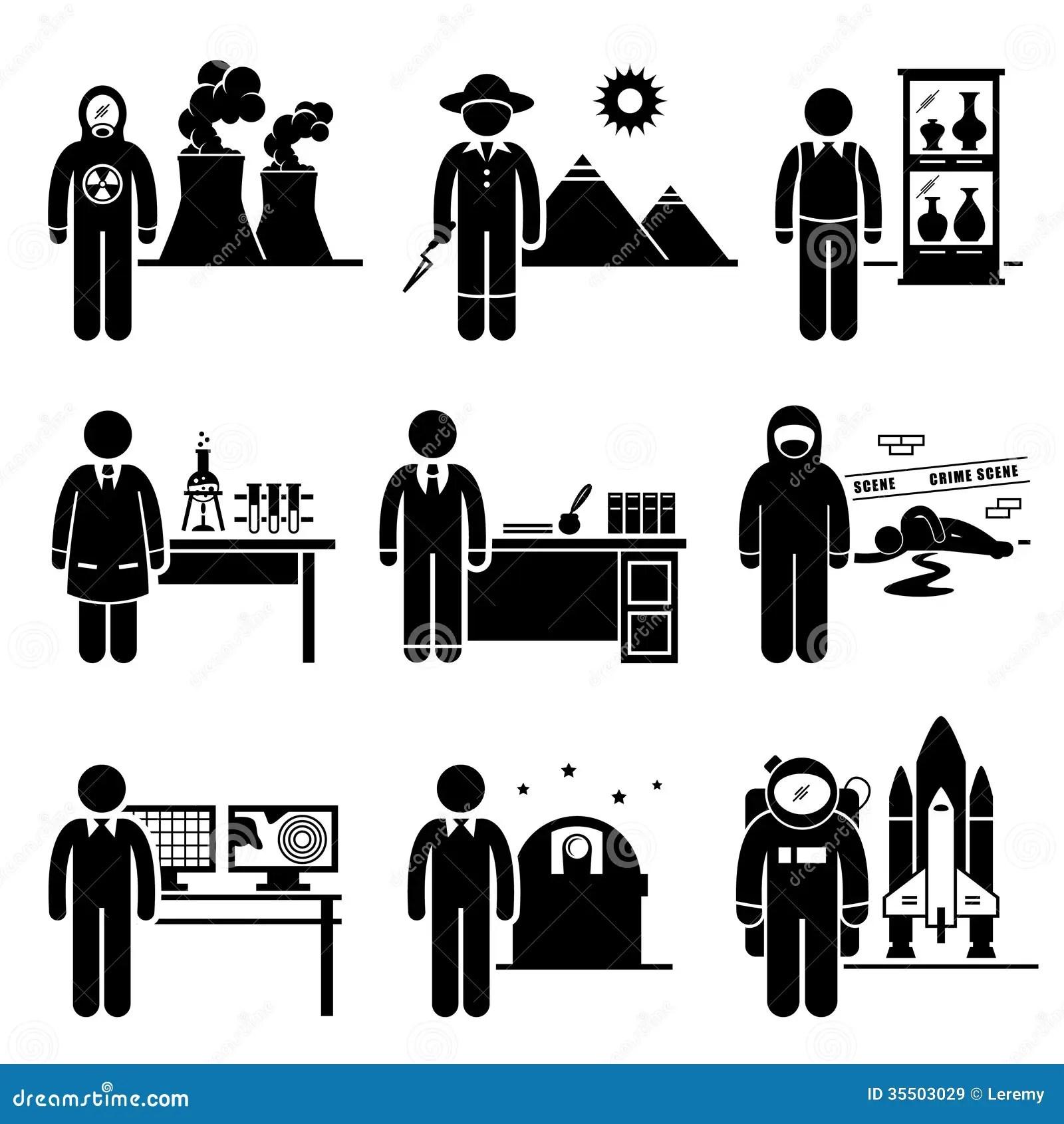 Professeur Jobs Occupations Careers De Scientifique