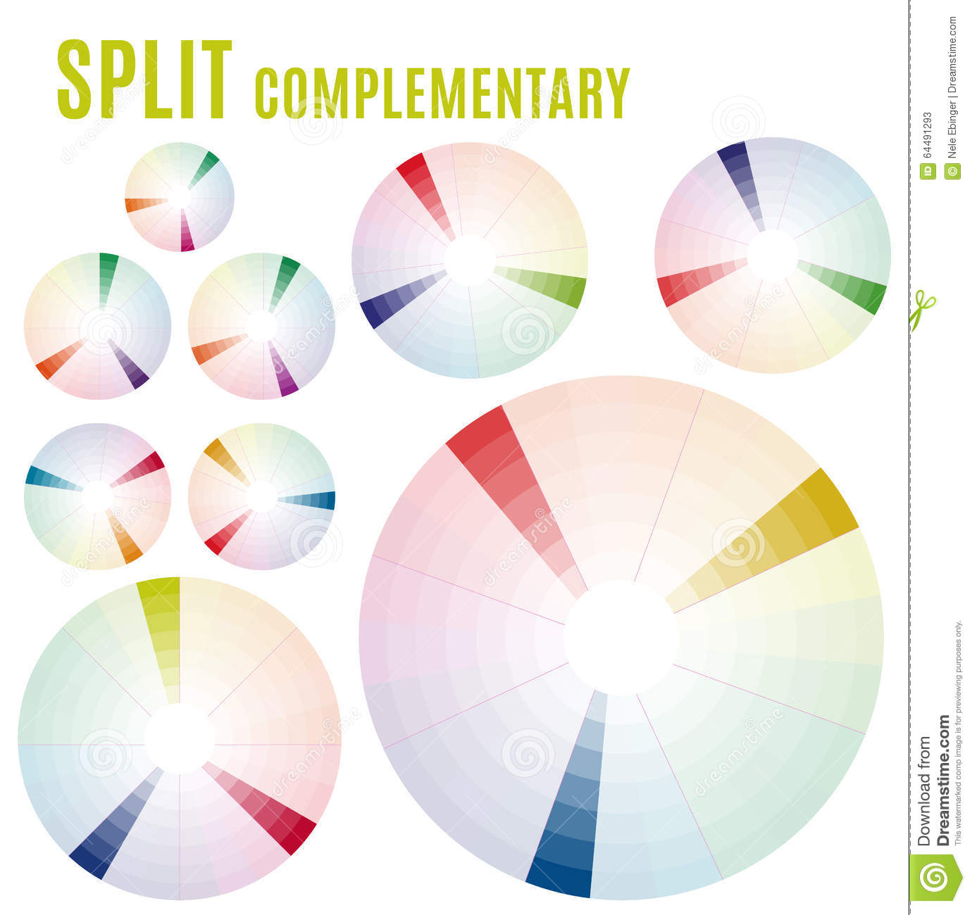The Psychology Of Colors Diagram