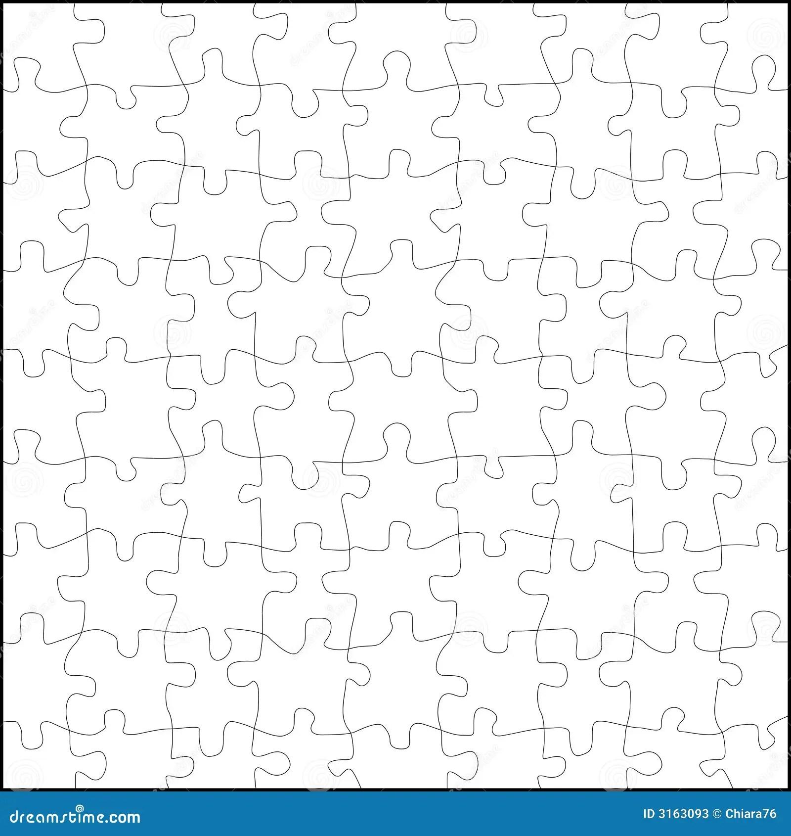 Puzzle Vector Stock Photos