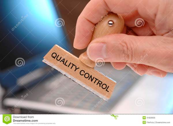 Quality Control Royalty Free Stock Image - Image: 31829956