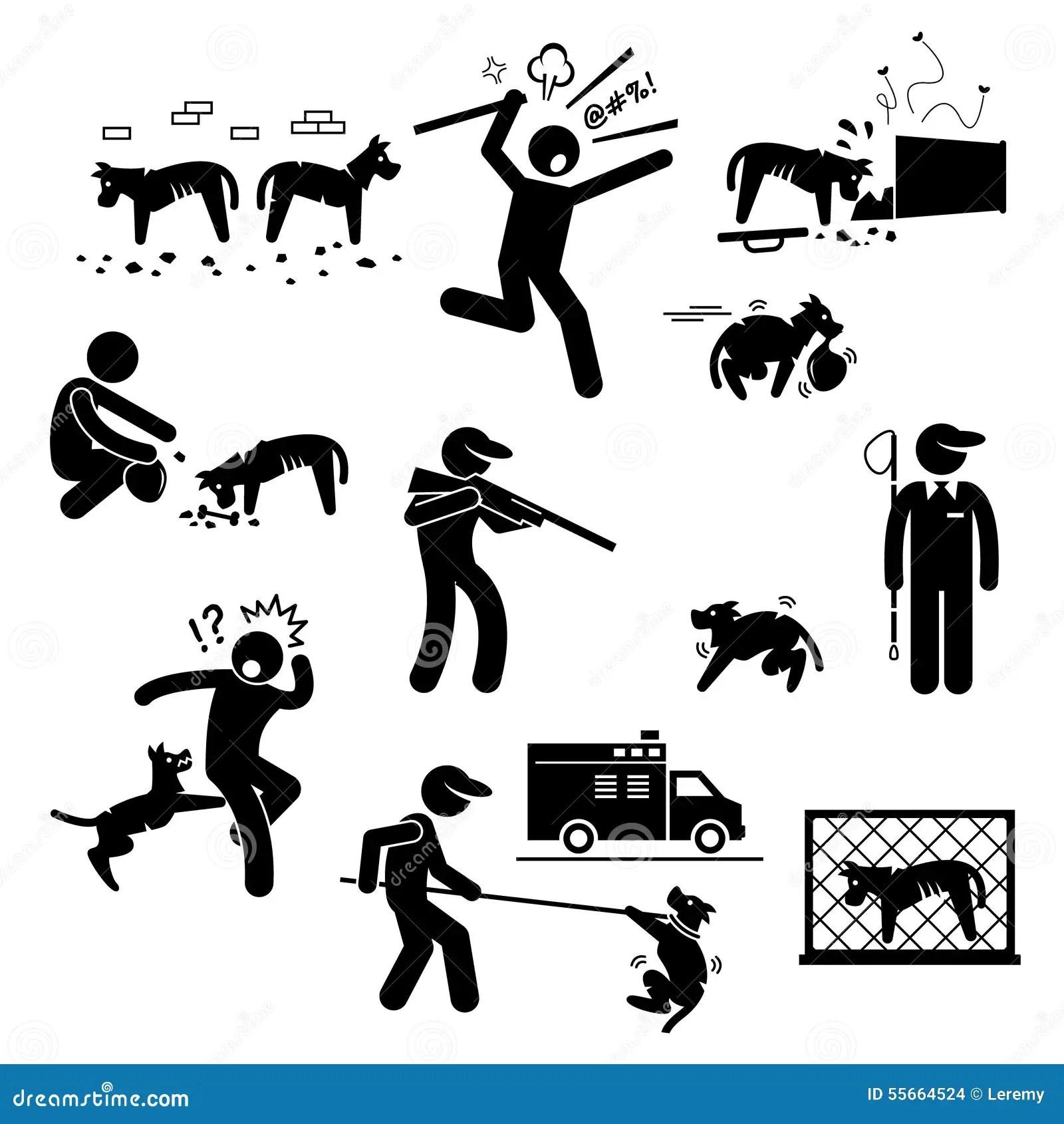Question Clipart De Probleme De Chien Egare Illustration