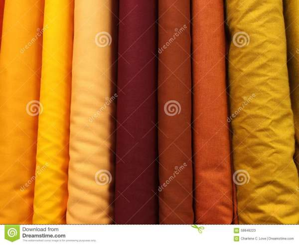 Quilt Fabric Background Stock Photo - Image: 58846223