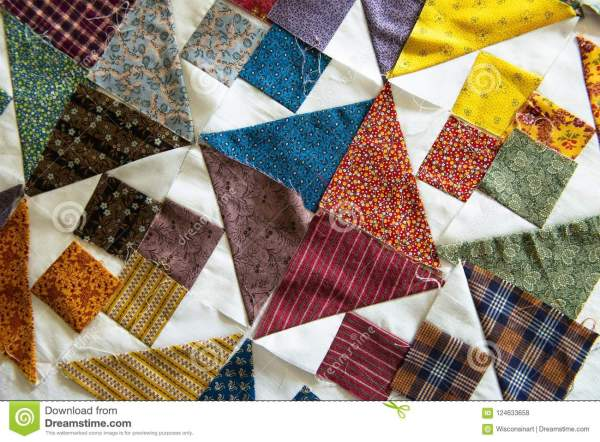 Quilt, Quilting, Sewing, Textiles, Background Stock Photo ...