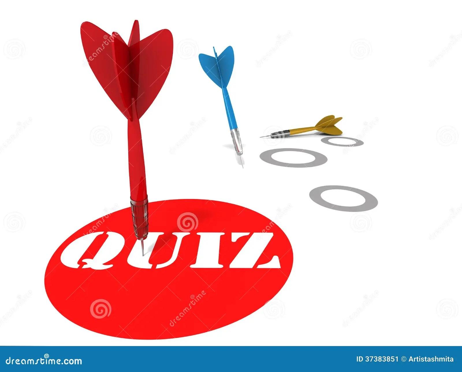 Quiz Stock Illustration Image Of Subject General Seek
