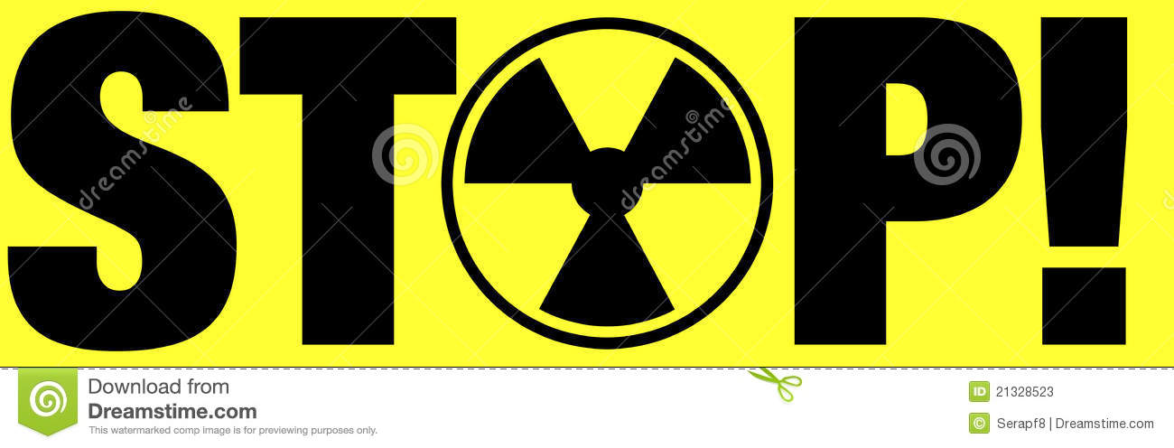 Non Ionizing Radiation Symbol