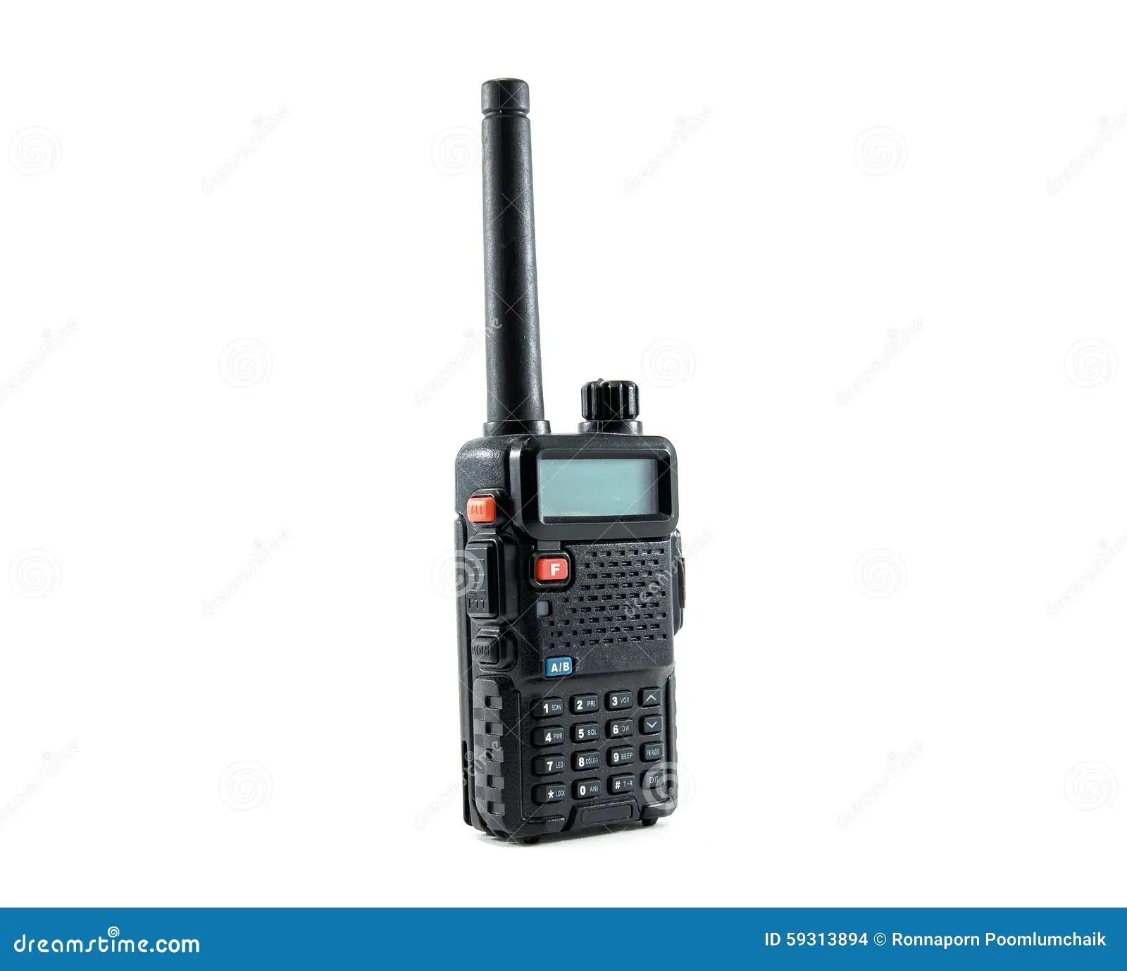 Radio Communication Stock Photo Image Of Bandwidth