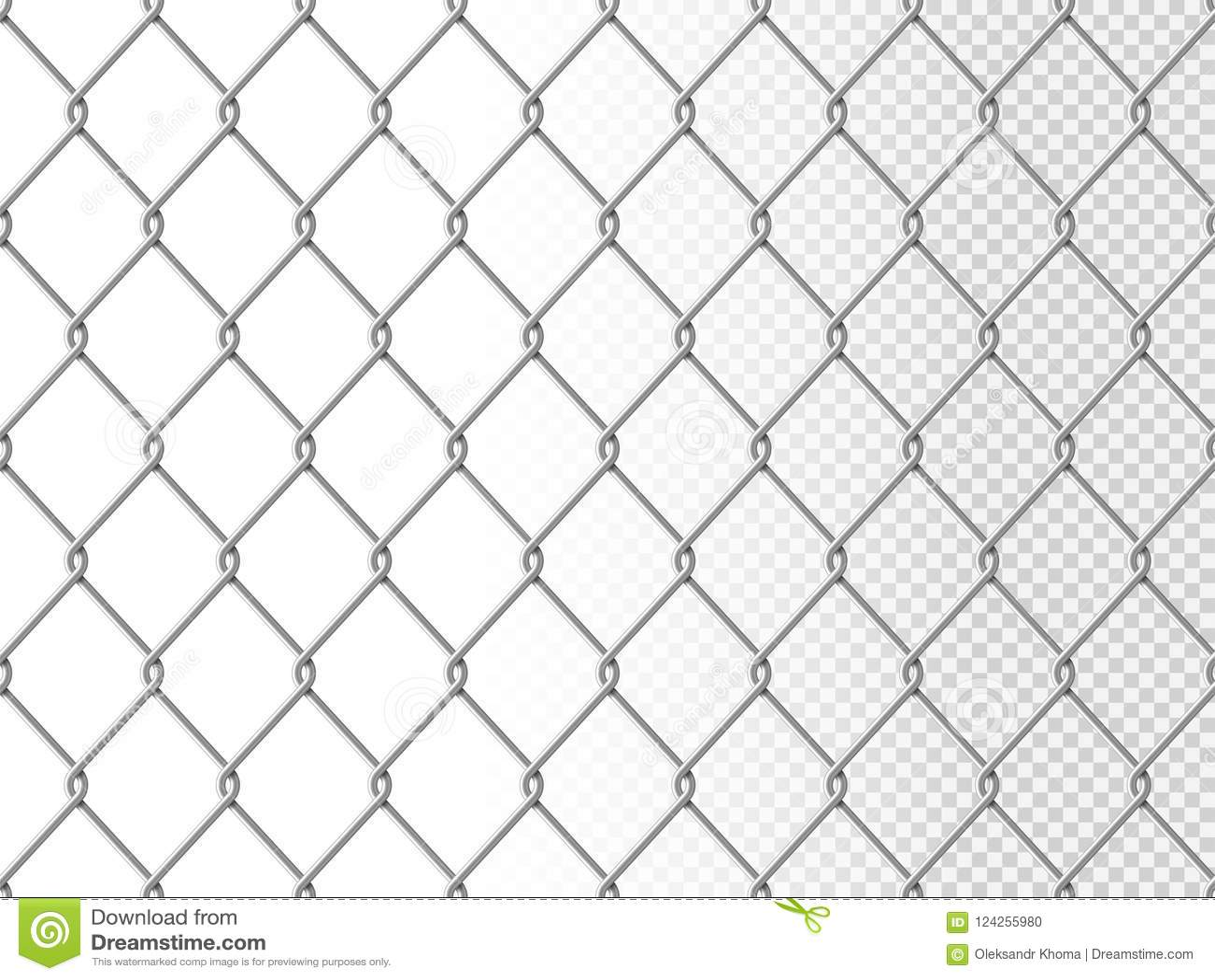 Steel Wire Mesh Seamless Background Vector Cartoon Vector