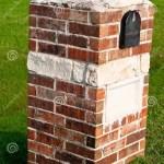 1 211 Brick Mailbox Photos Free Royalty Free Stock Photos From Dreamstime