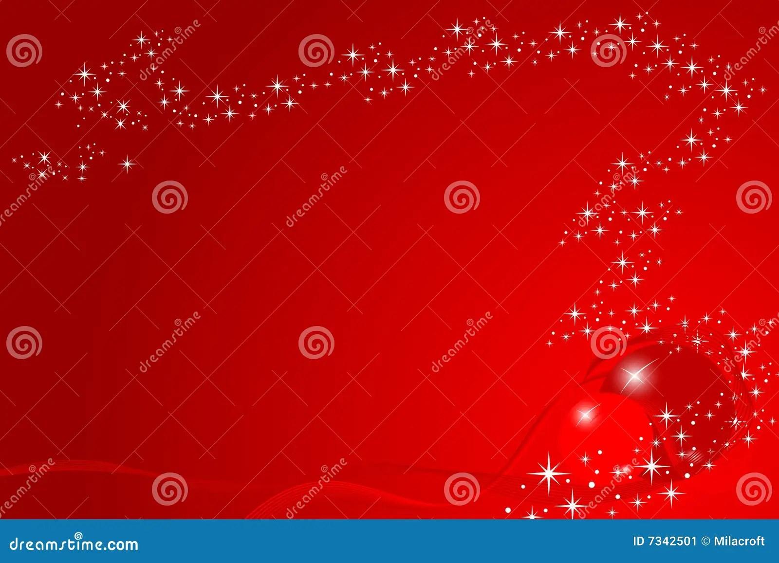 Red Christmas Card Stock Vector Image Of Season