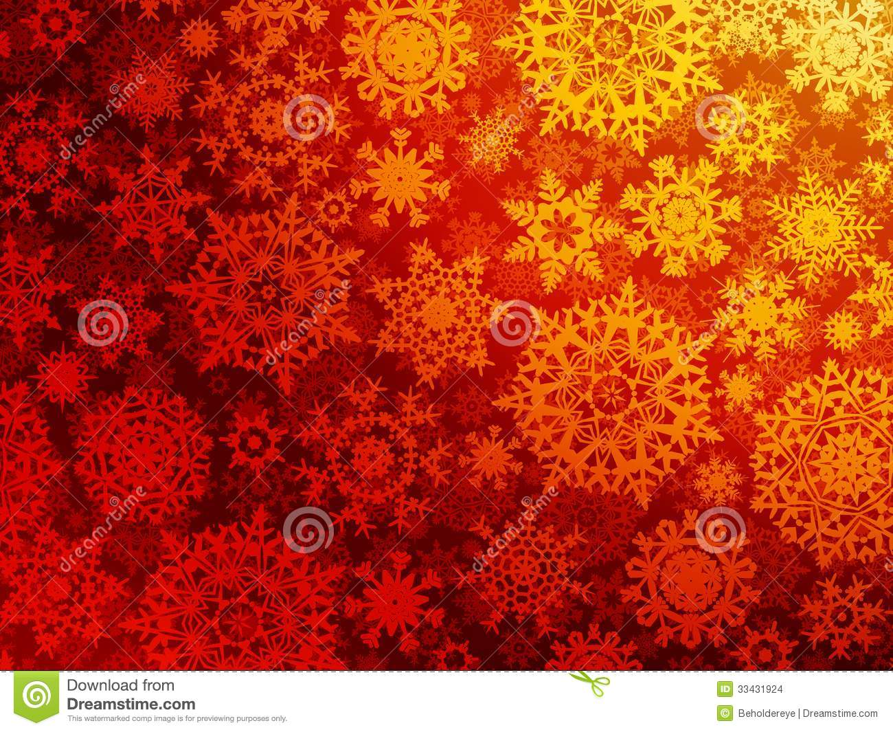 Red Orange Christmas Texture Pattern EPS 8 Stock Images