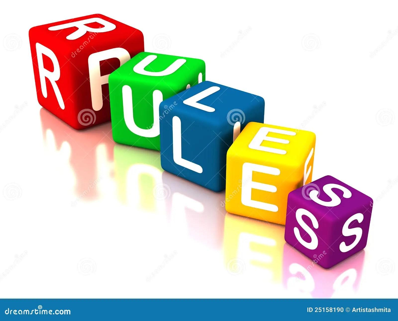 Reglas A Seguir Stock De Ilustracion Ilustracion De