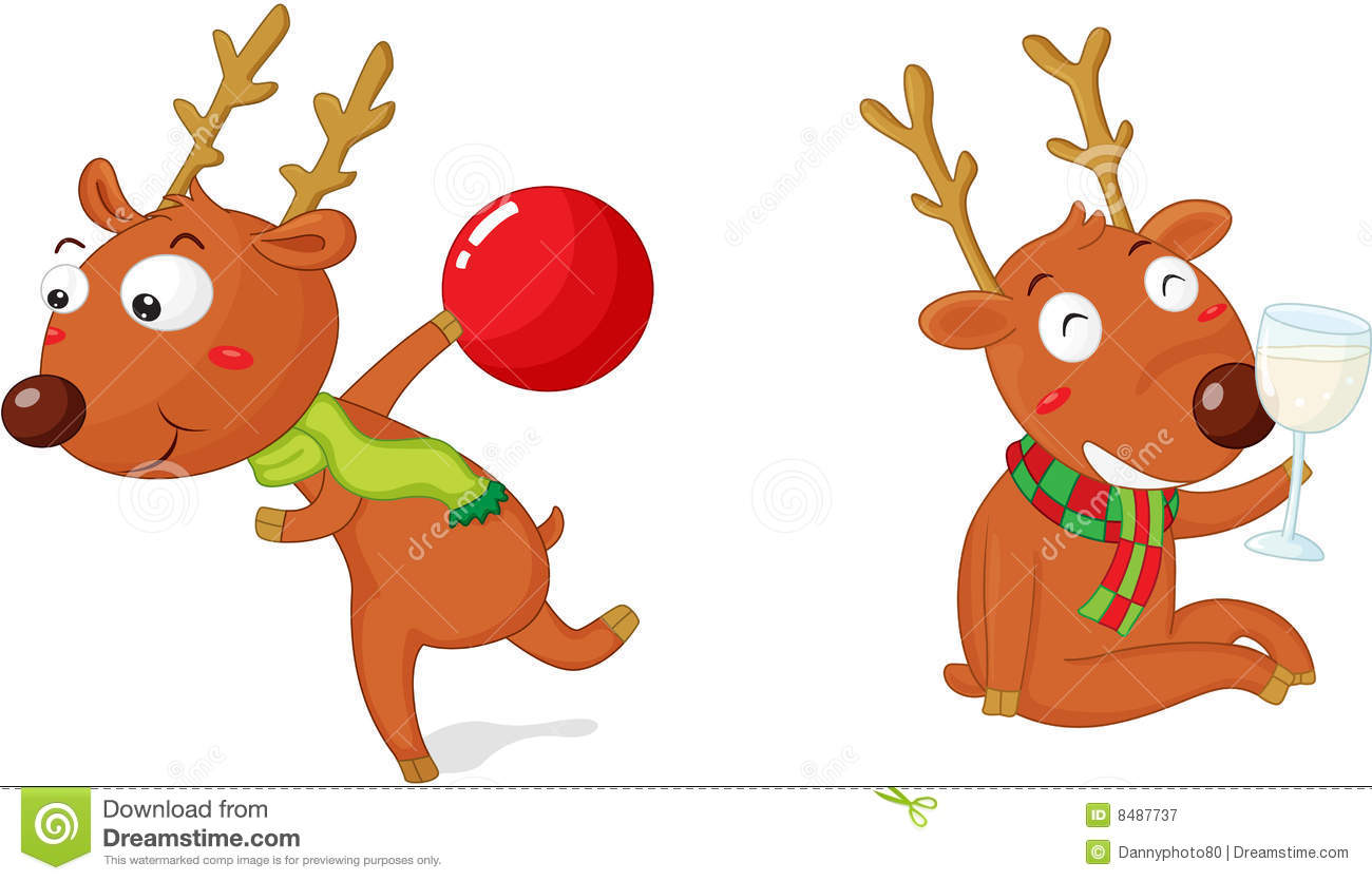 Reindeer Royalty Free Stock Photography Image 8487737