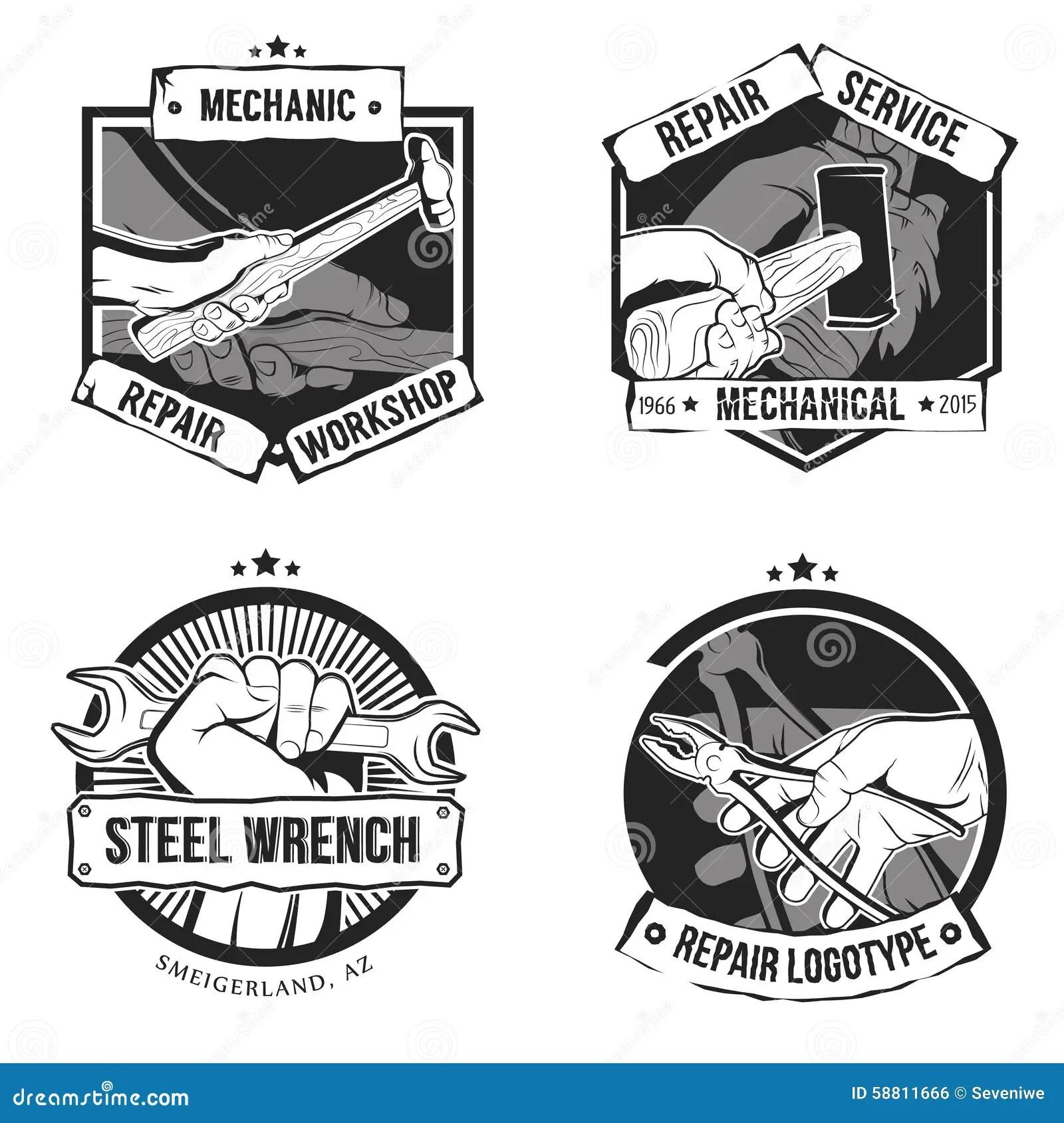 Repair Labels