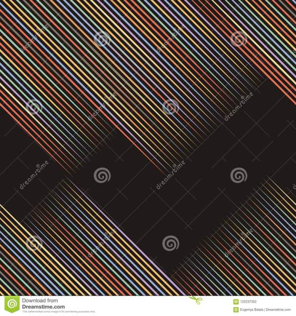 Repeat Straight Stripes Texture Background Stock Vector ...