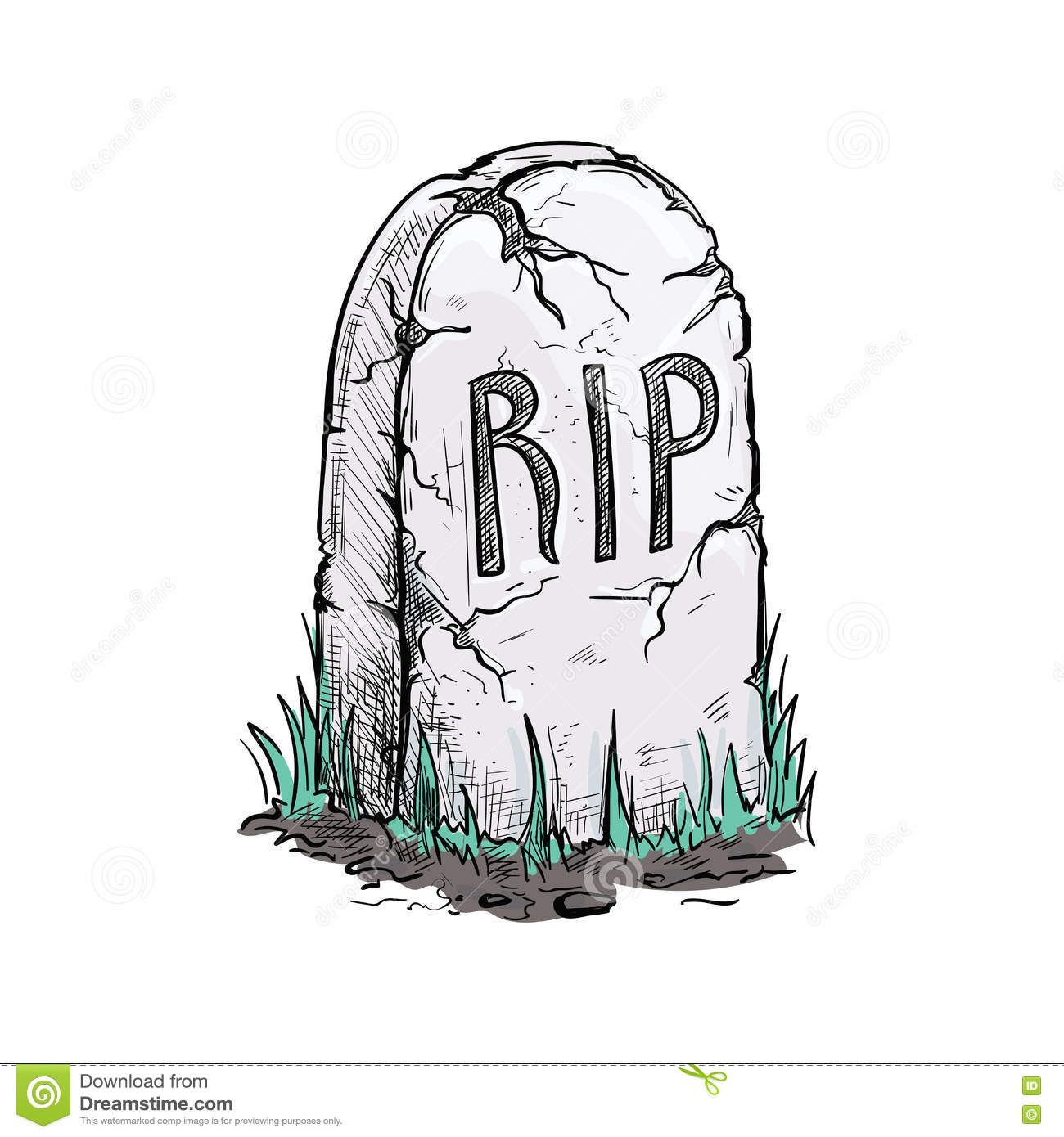 Cartoon Grave Pictures To Pin