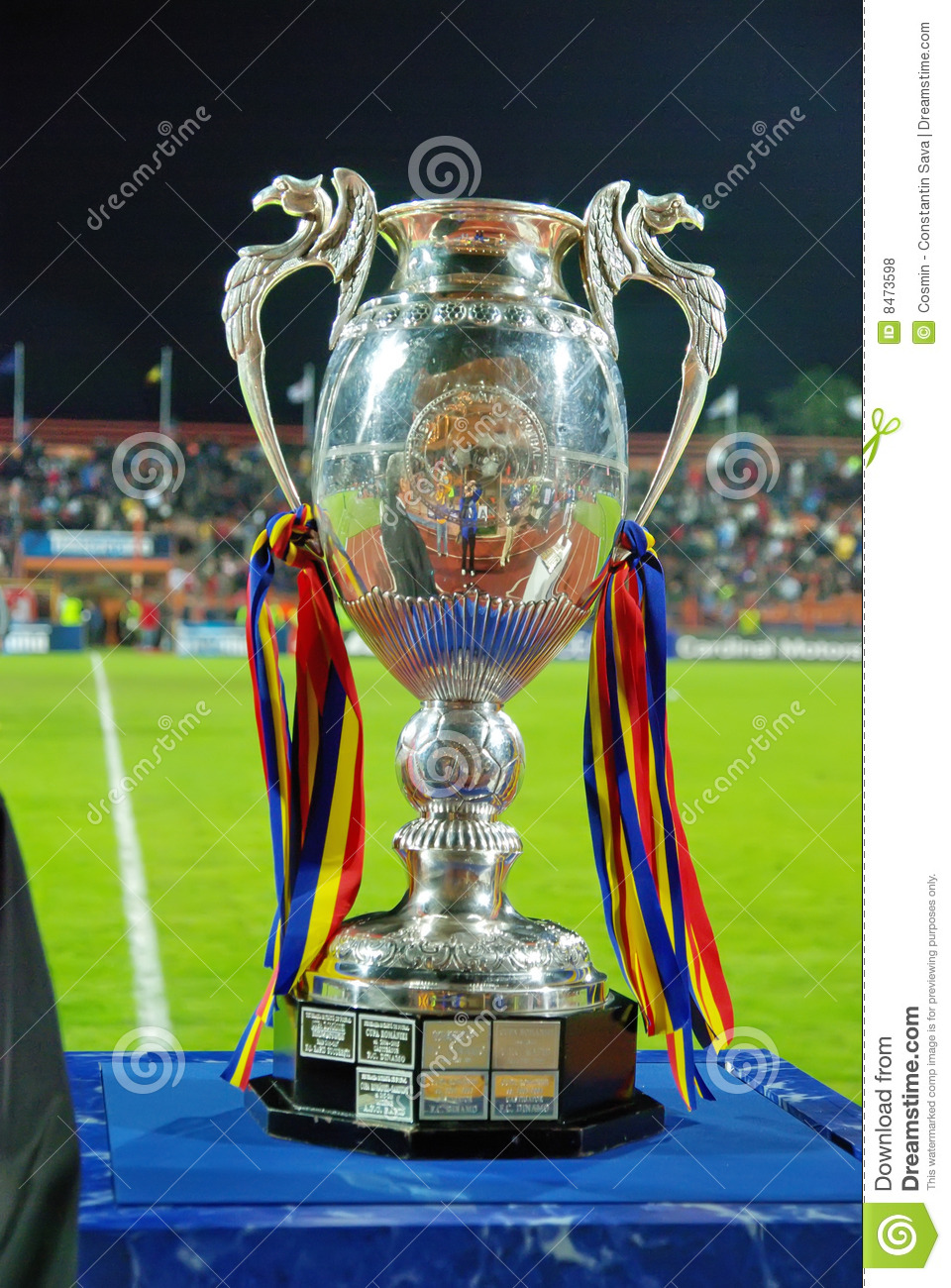 Romanian Soccer Cup Editorial Stock Photo Image Of