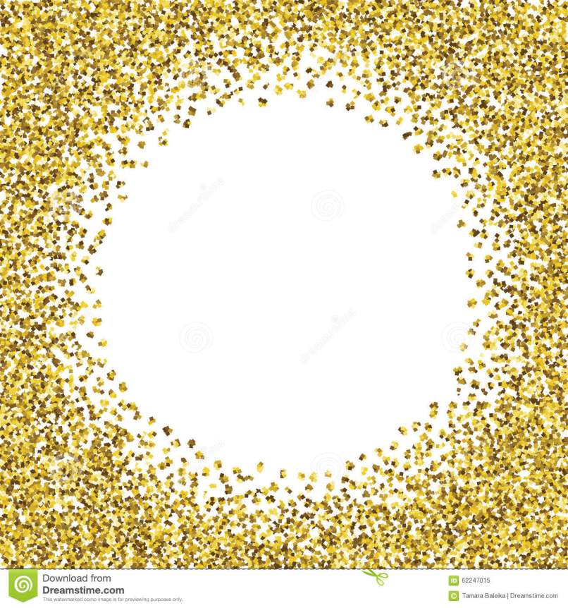 Perfect Gold Glitter Picture Frames Composition - Ideas de Marcos ...