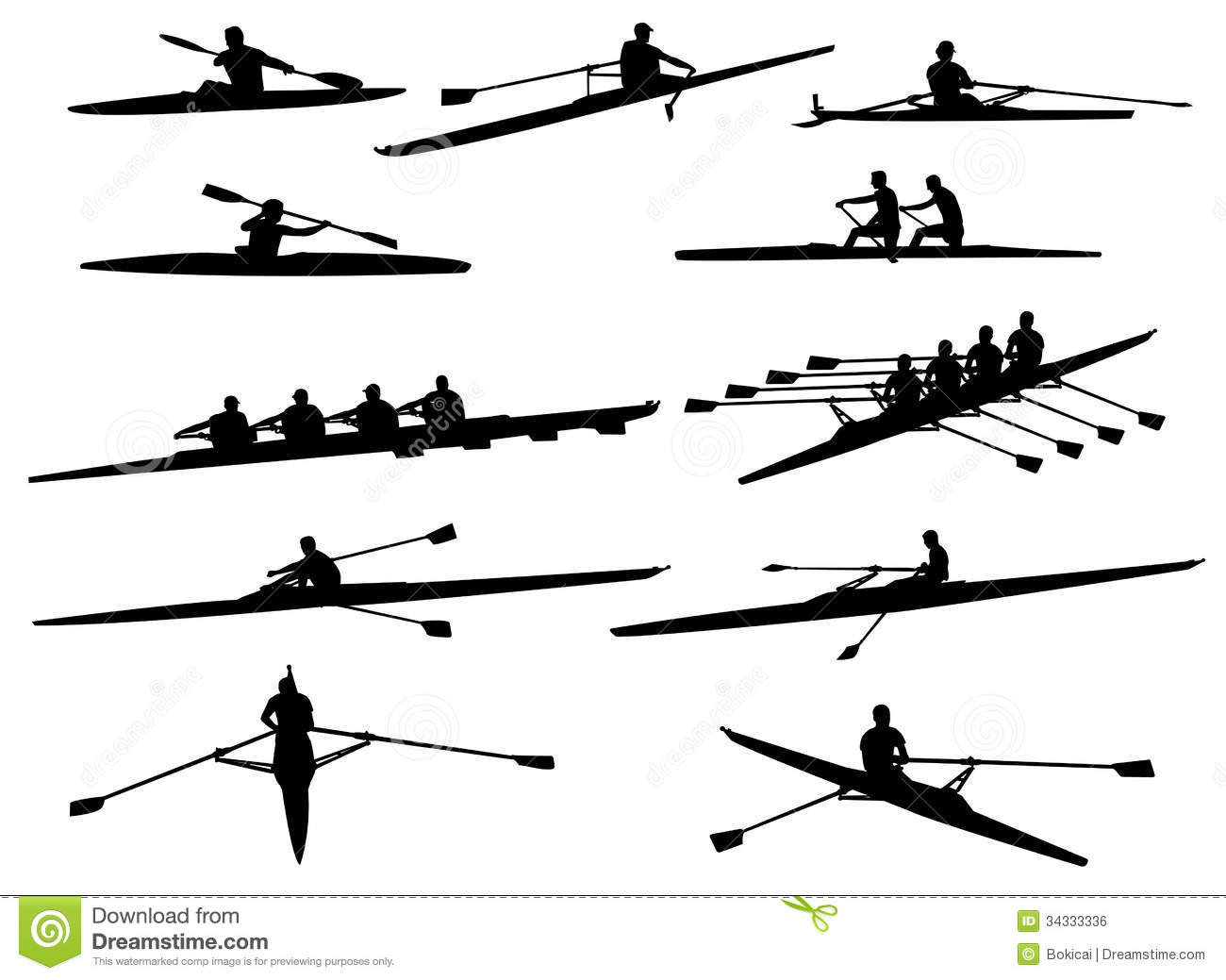 Rowing Cartoons Illustrations Amp Vector Stock Images