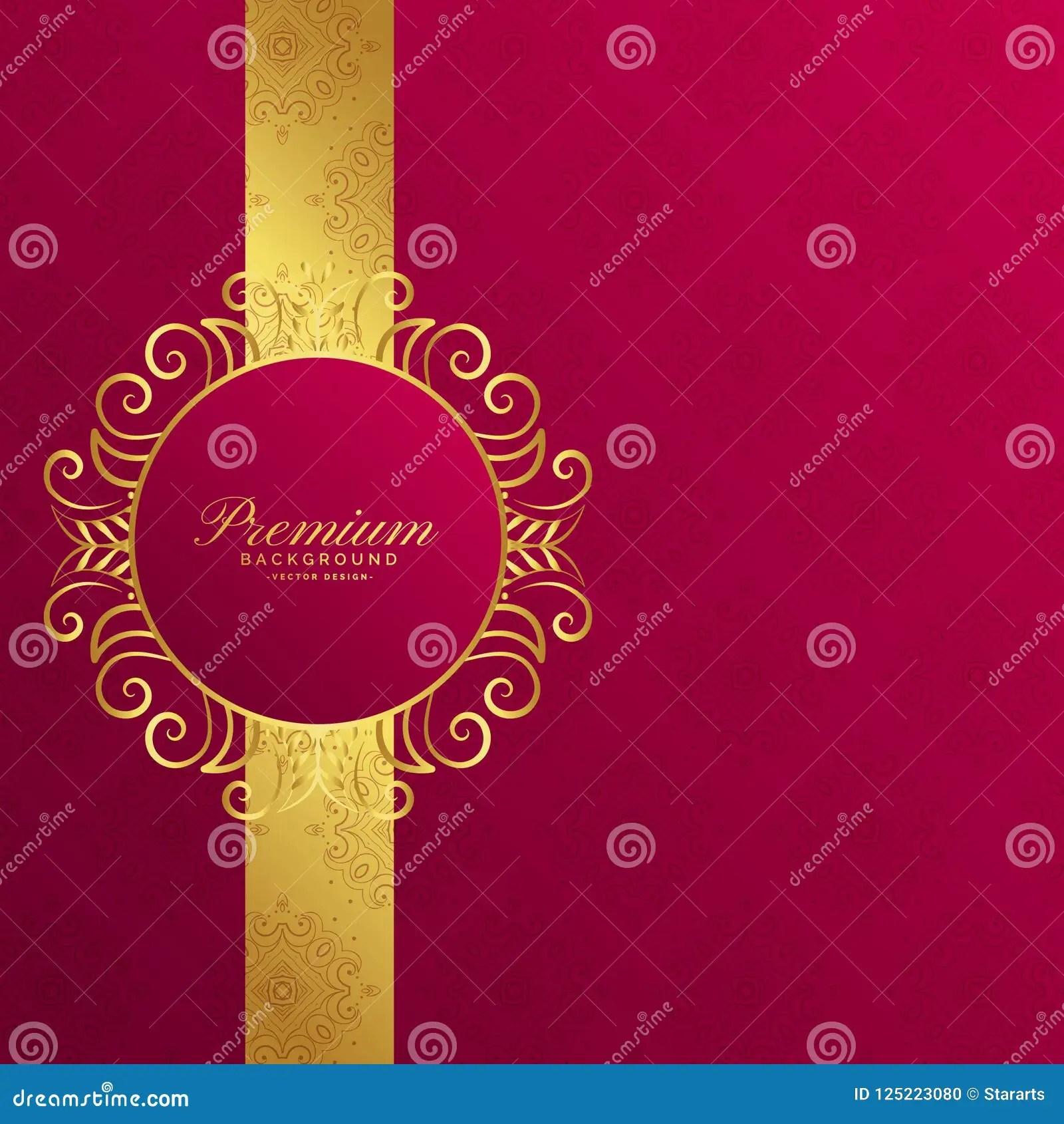 https www dreamstime com royal invitation golden background design vector image125223080