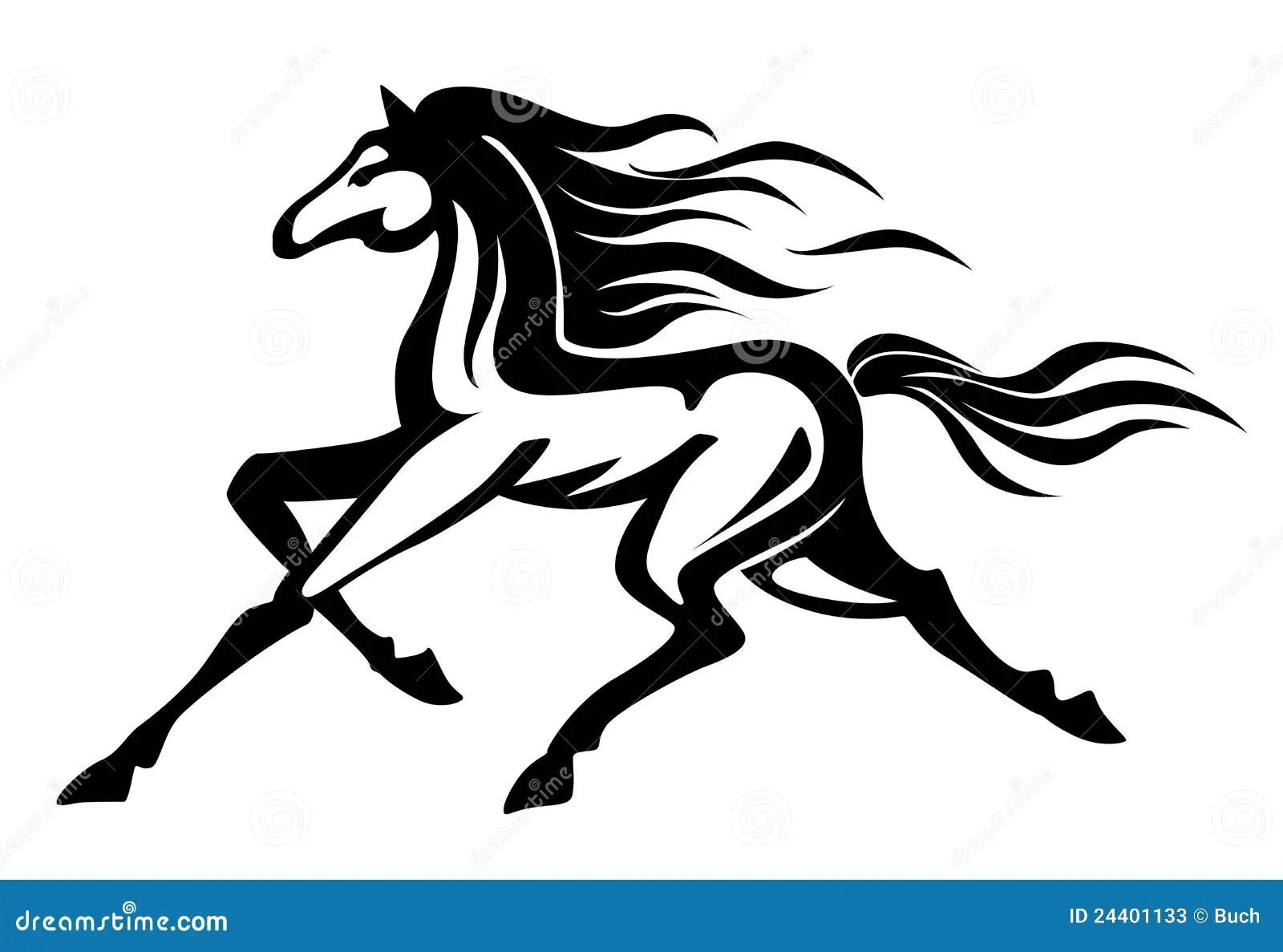 Running Horse Stock Photos