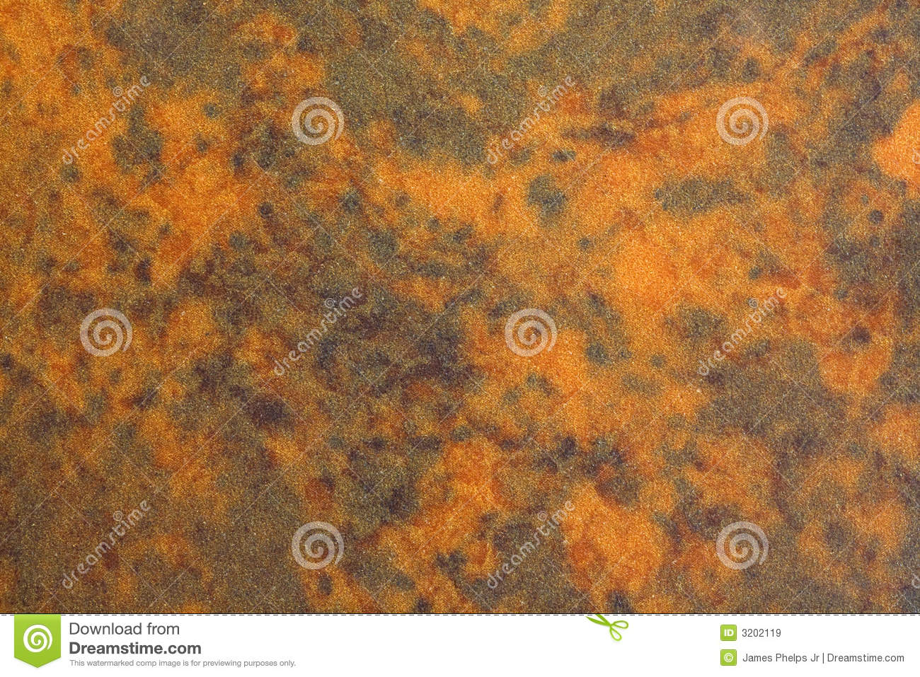 Rust Colored Formica Stock Image Image Of Material