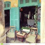 Rustic Restaurant In Hoi An Stock Image Image Of Hour Cuisine 91682215