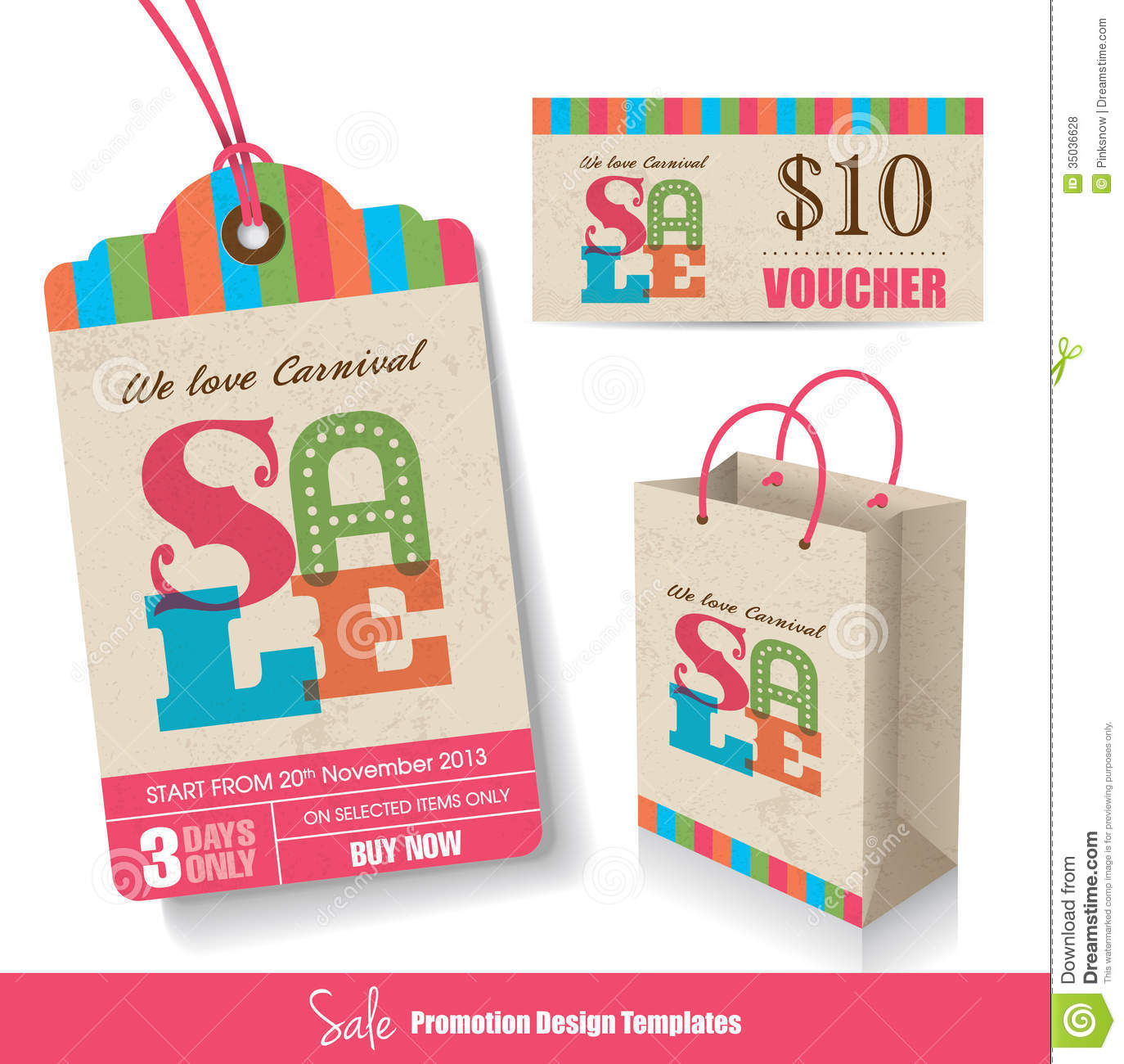 Sale Promotion Templates Royalty Free Stock Photos Image
