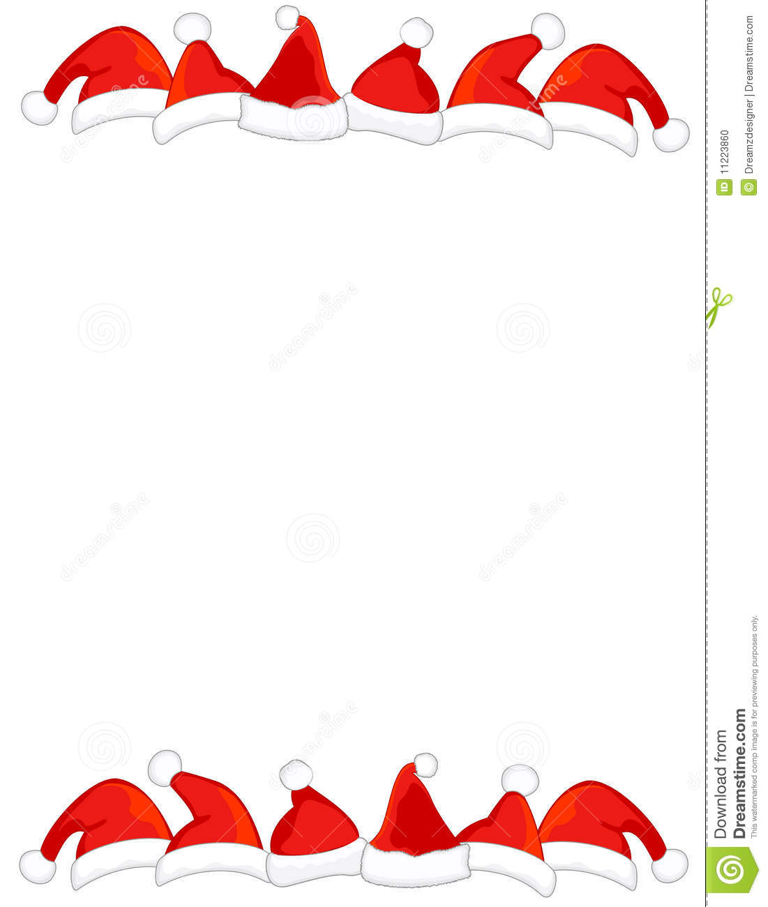 Search Results For Santa Claus Letter Borders Calendar