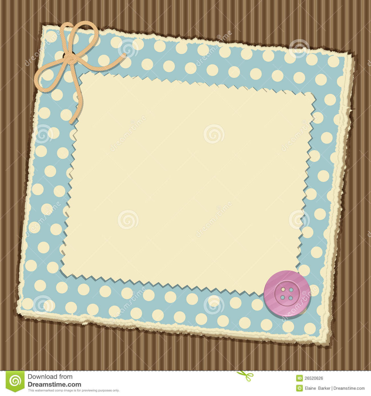Scrapbooking Layout Royalty Free Stock Image Image 26520626