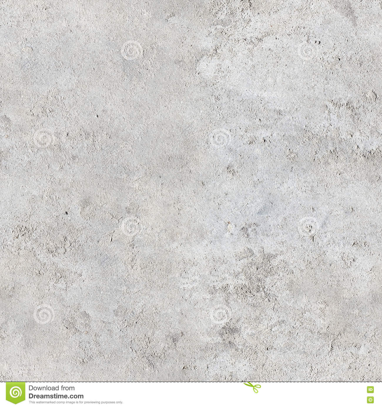 Seamless Concrete Texture Stock Image Image Of