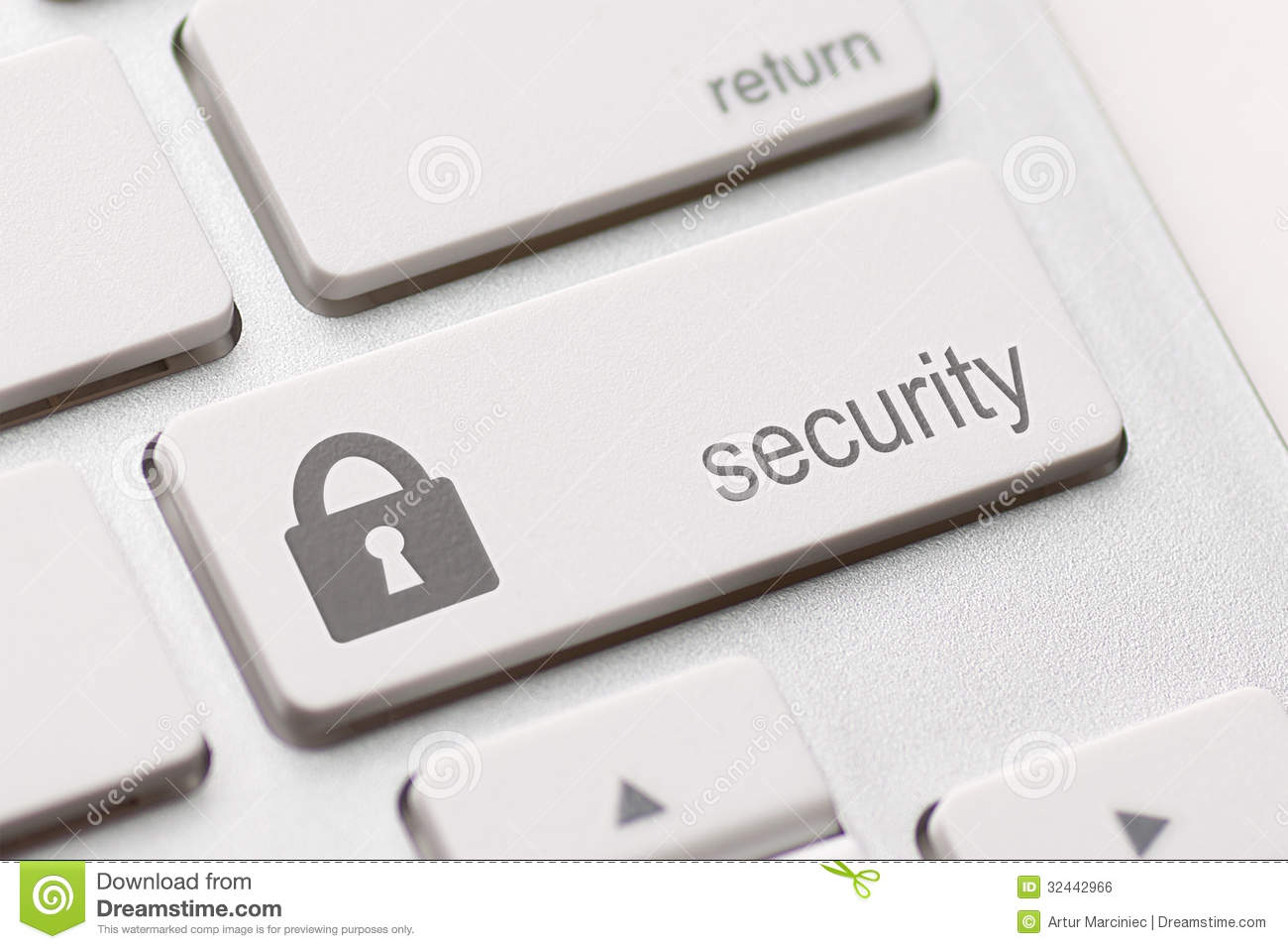 What Security Key