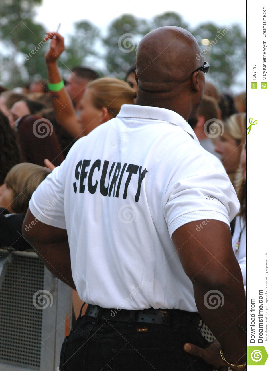 Security Guard Payment