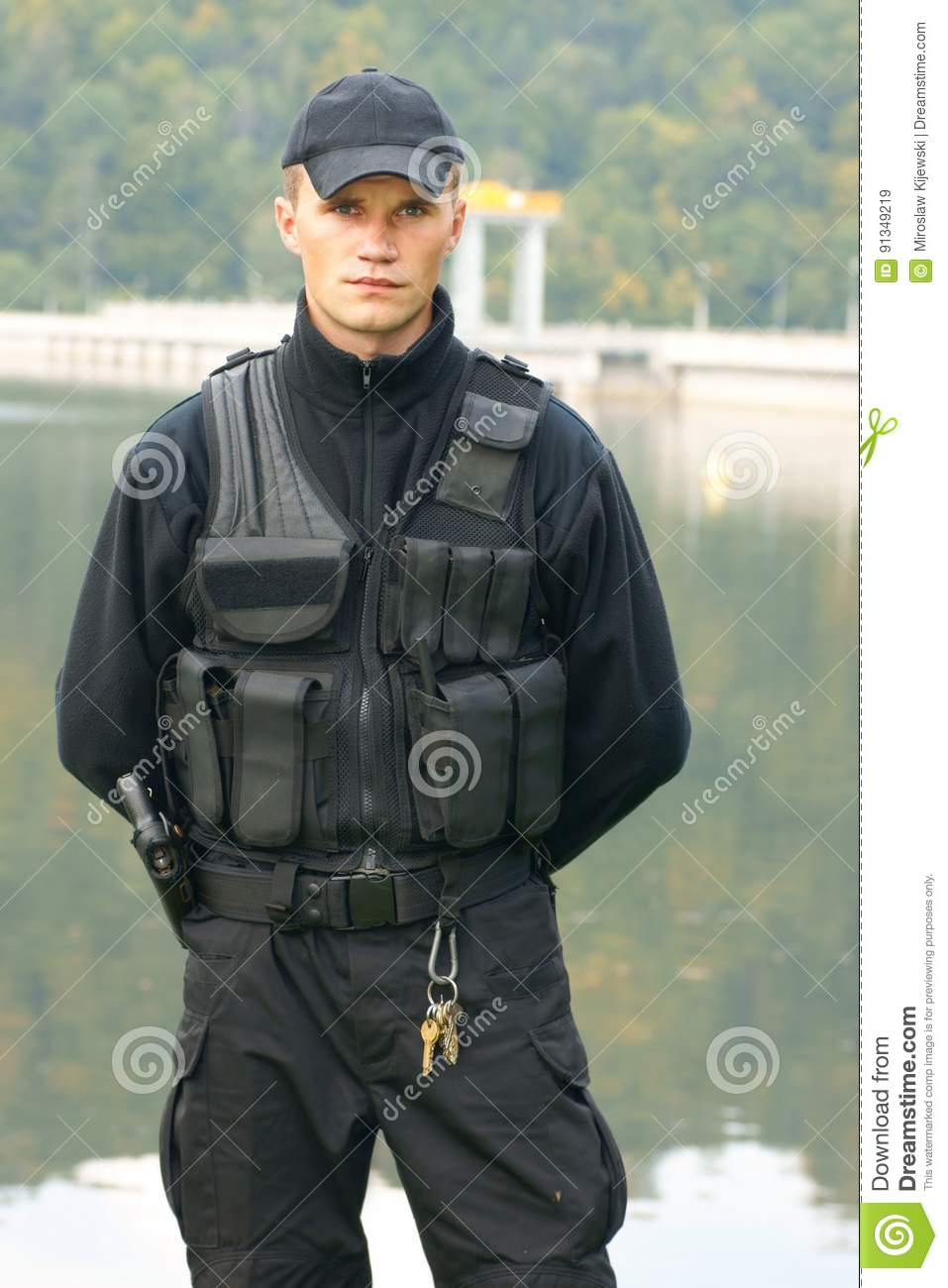 Level 3 Armed Security Guard