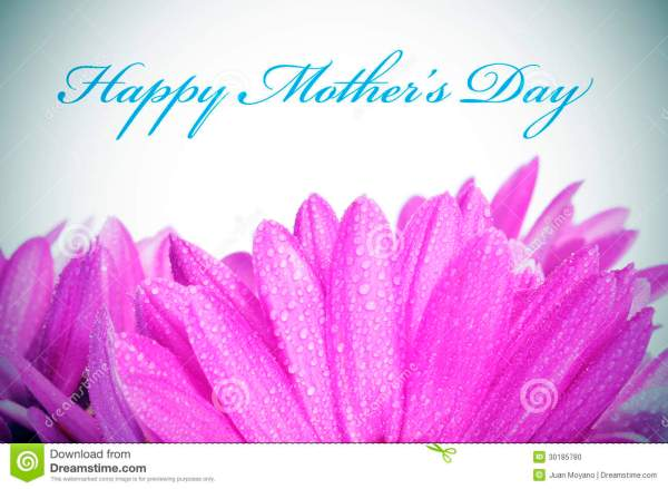 Happy Mothers Day Stock Photo - Image: 30185780