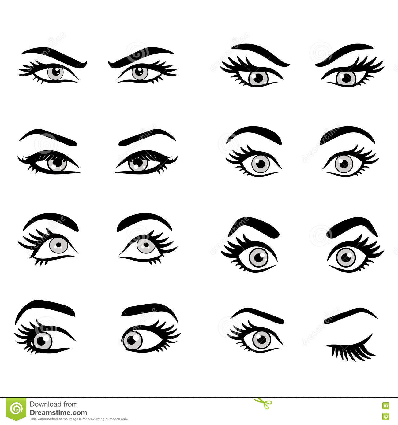 Les Types De Regard