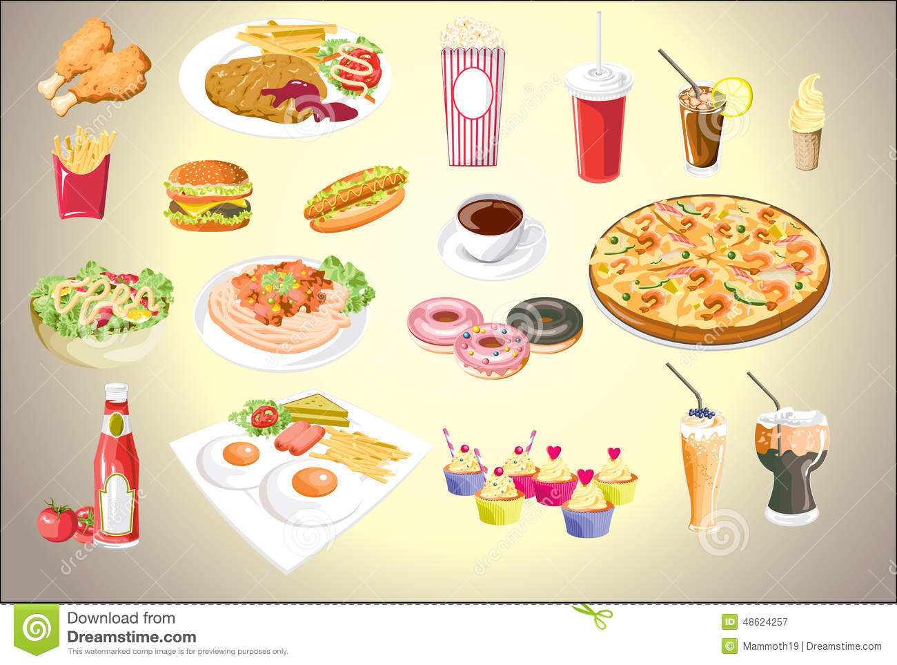 What Eat Dinner Fast Food