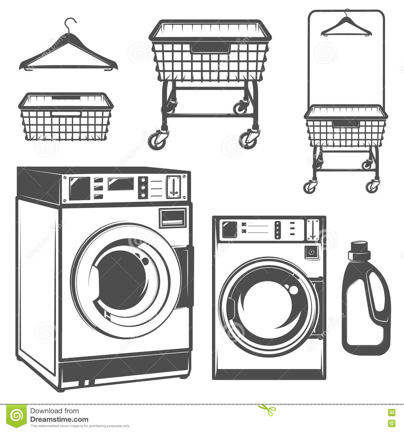 Laundromat Cartoons Illustrations Amp Vector Stock Images
