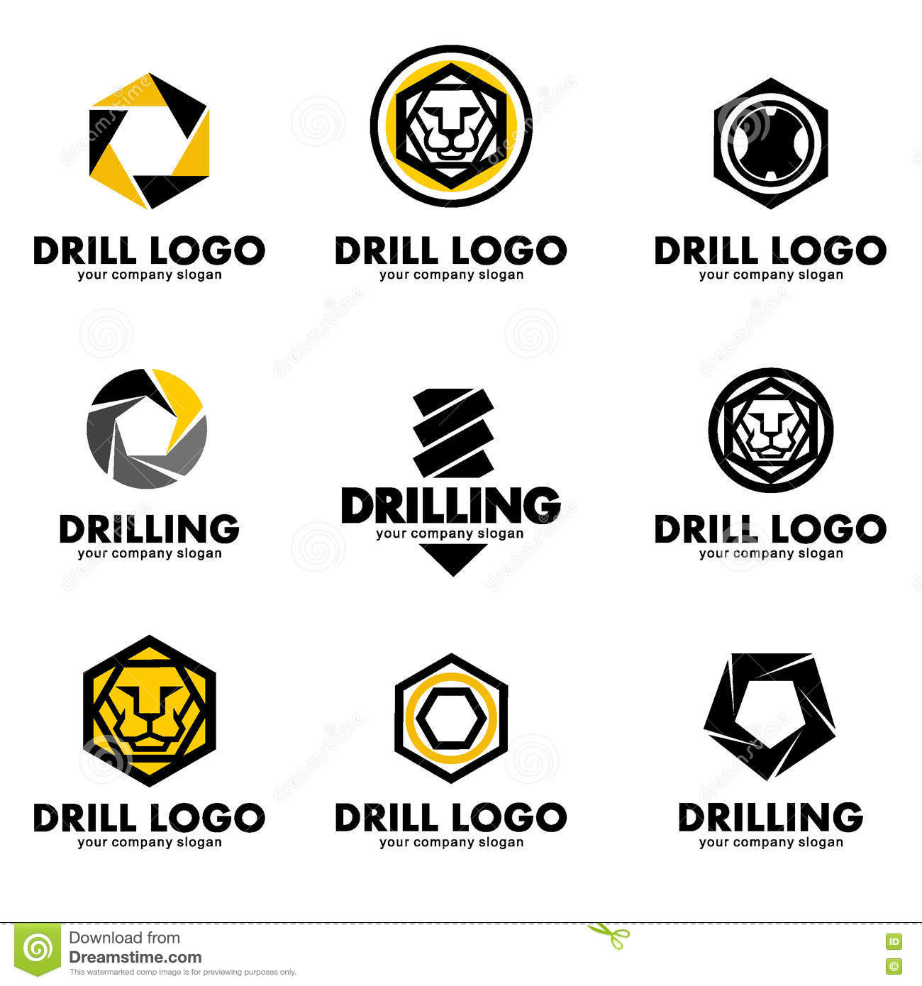 Drill Logo Pictures To Pin