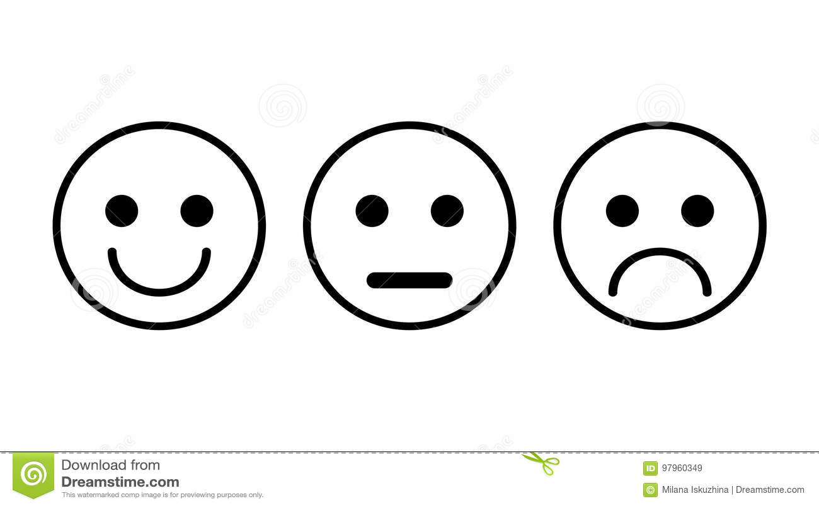 Smile Straight Sad Face Jourraftmoopo