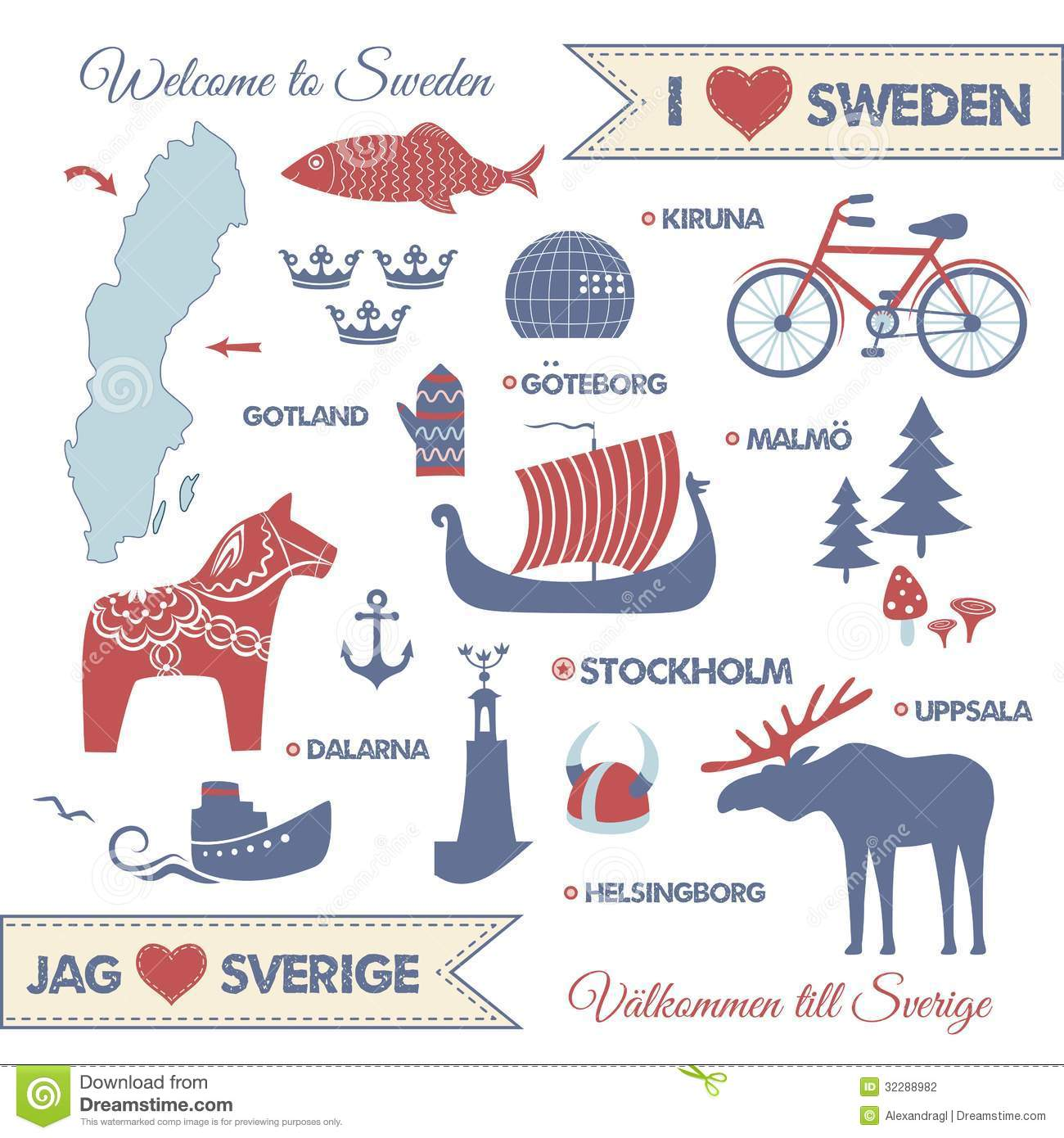 Swedish Symbols And Their Meanings