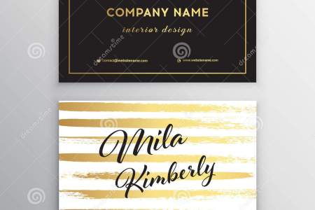 Set Of Vector Business Card Templates With Brush Stroke Background     Download Set Of Vector Business Card Templates With Brush Stroke  Background  Stock Vector   Illustration