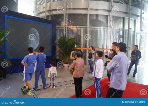 Shenzhen, China: Chinese Lunar Exploration Program Science ...