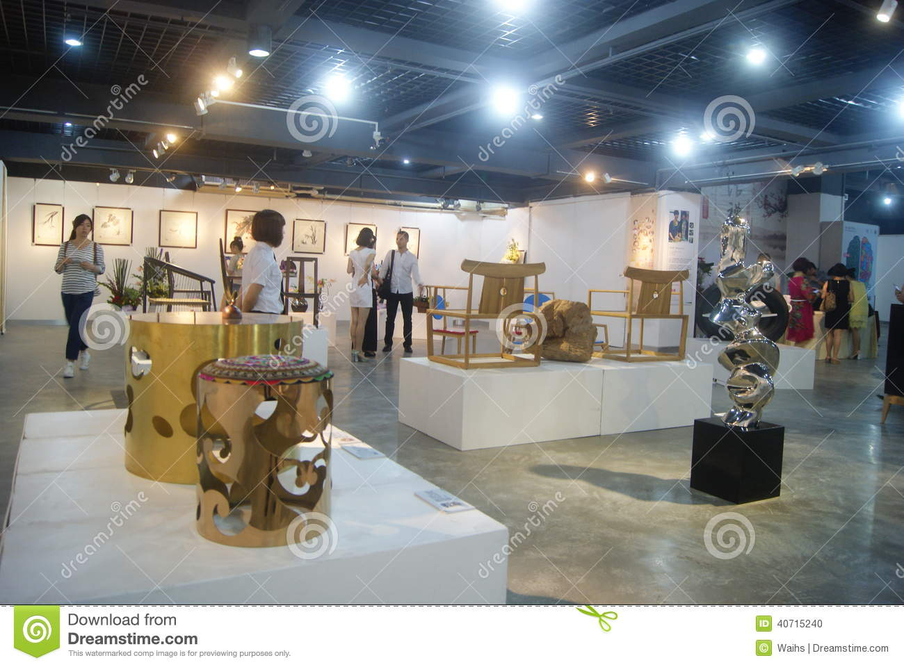 Shenzhen Chinese Creative Furniture Exhibition Editorial