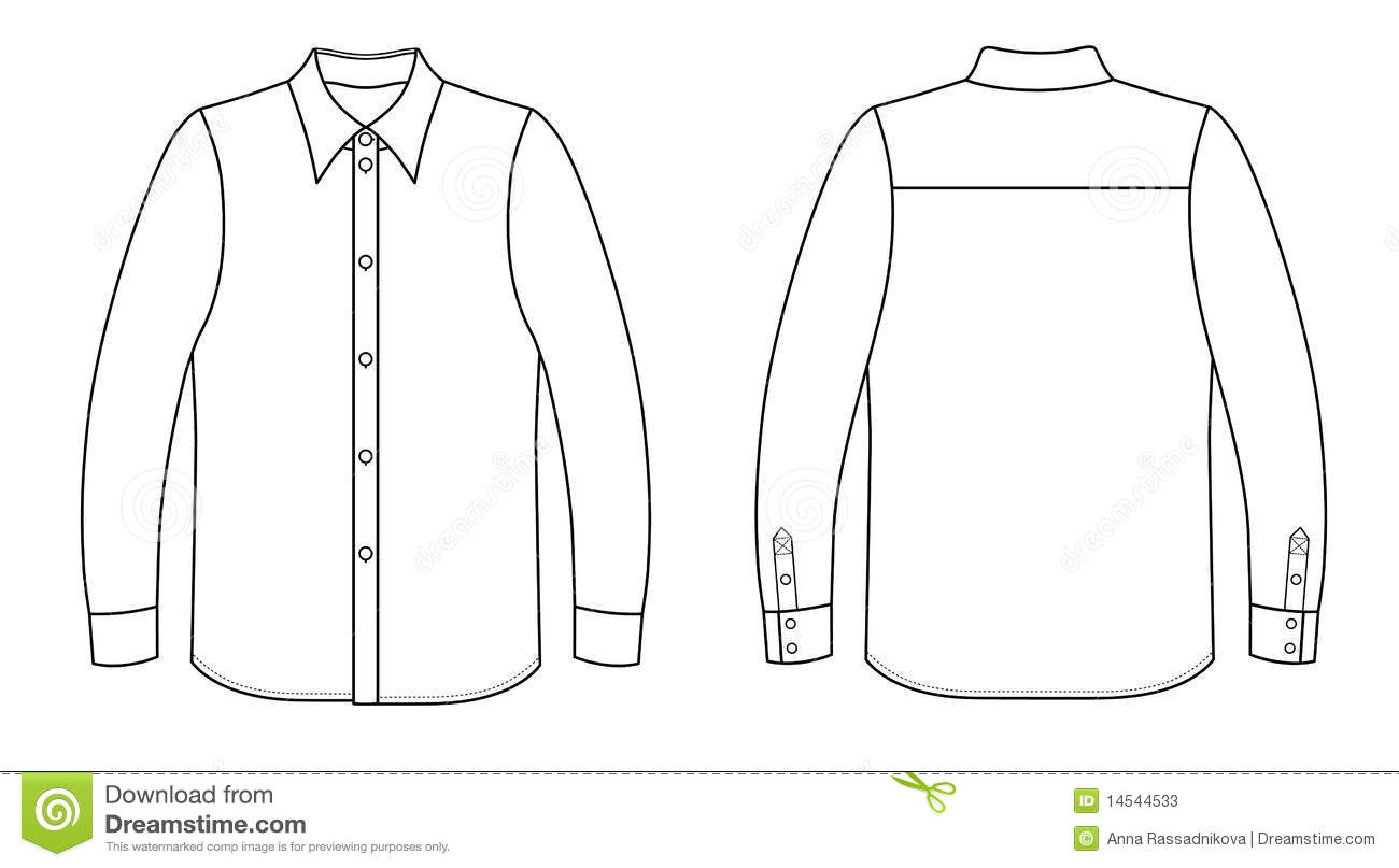 Shirt Stock Vector Illustration Of Graphic Casual