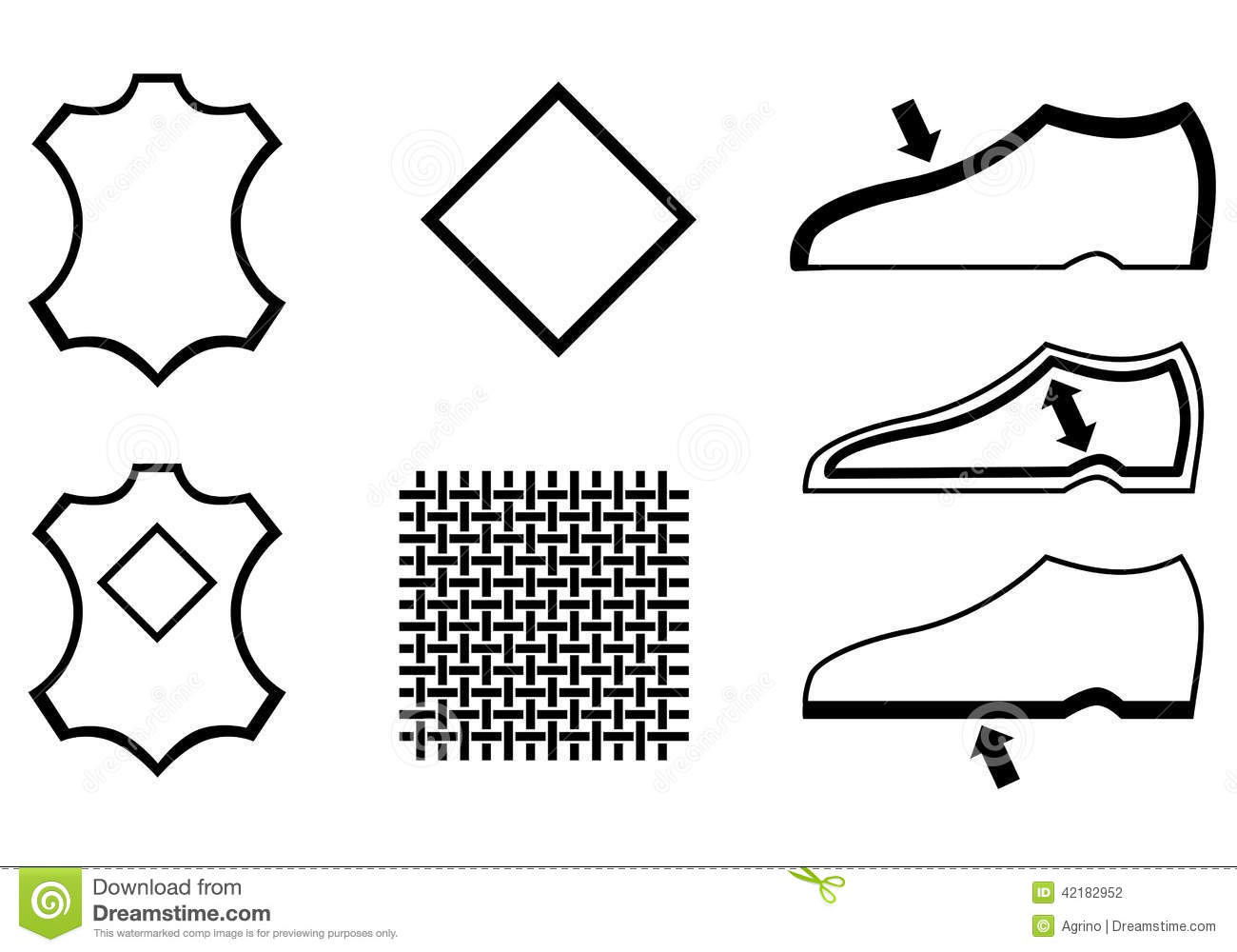 Shoes Icon Stock Vector