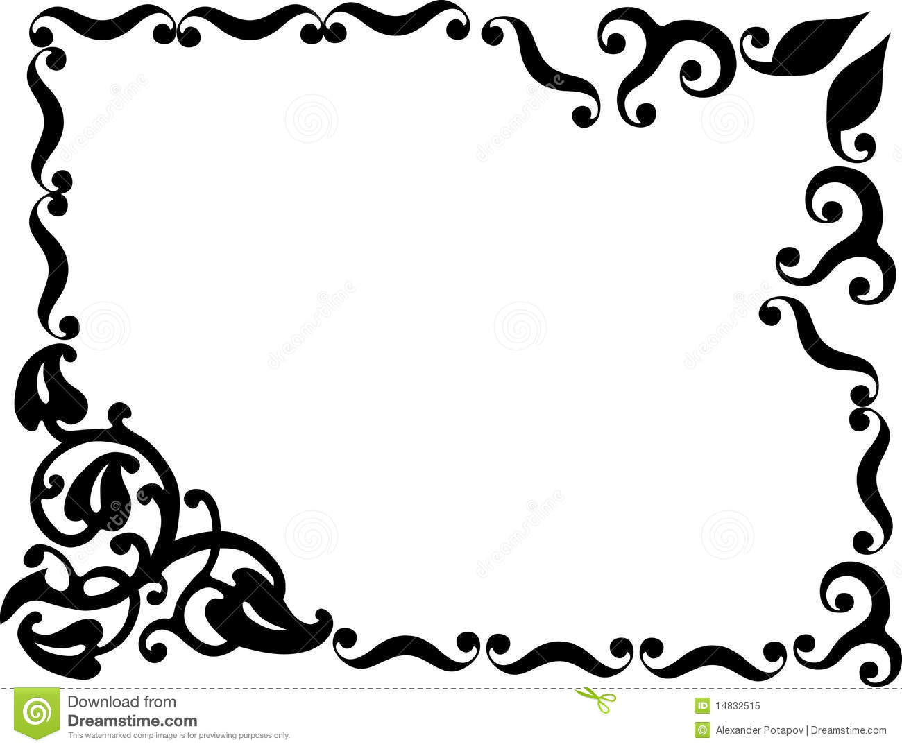 Frame Design Black And White | Galleryimage.co