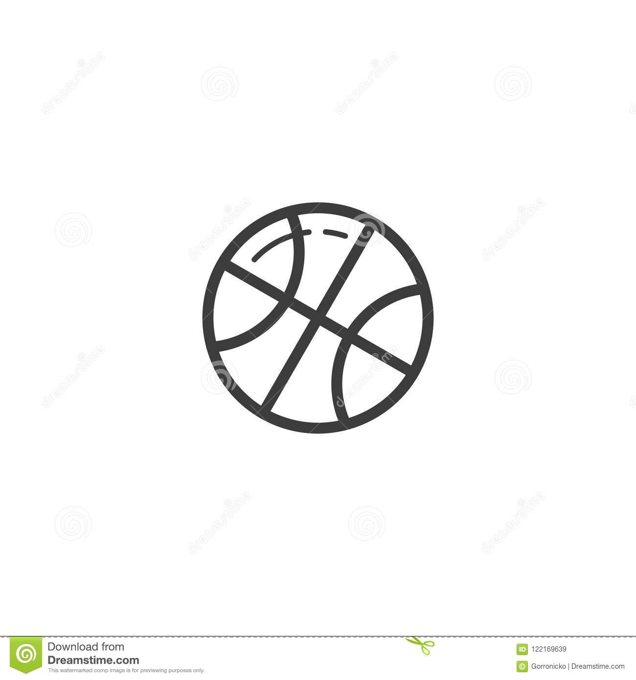 Basketball Coaching Board Cartoon Vector