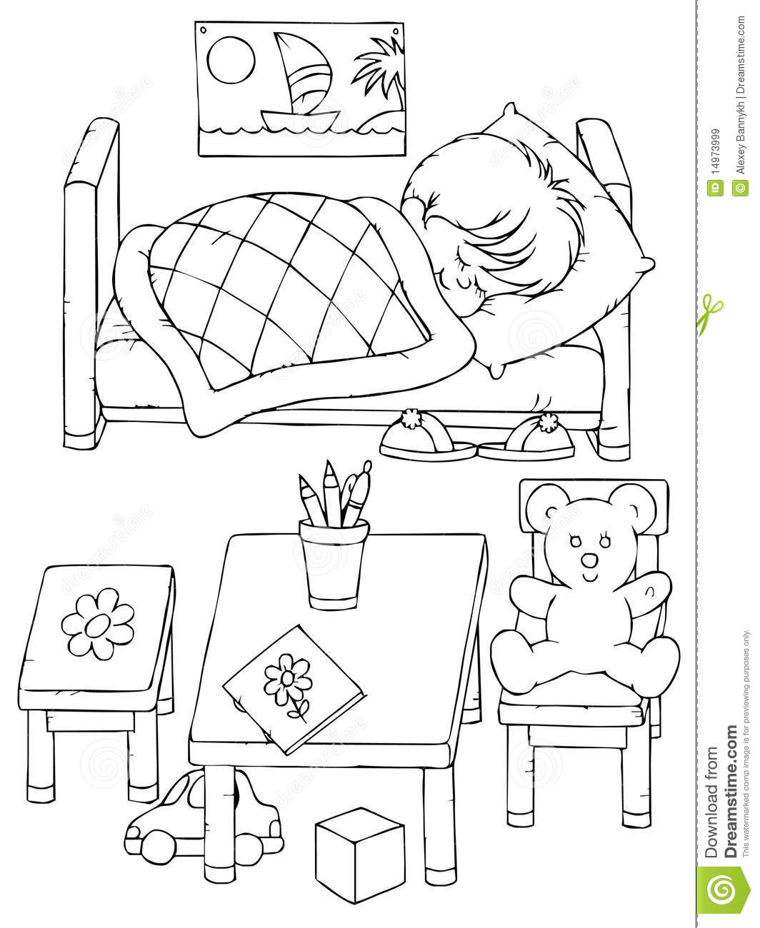 Printable Worksheet Sleep